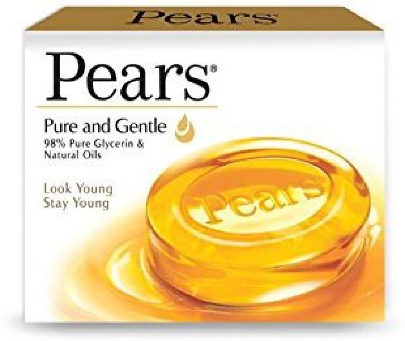 Pears pure and gentle(375 g, Pack of 3)