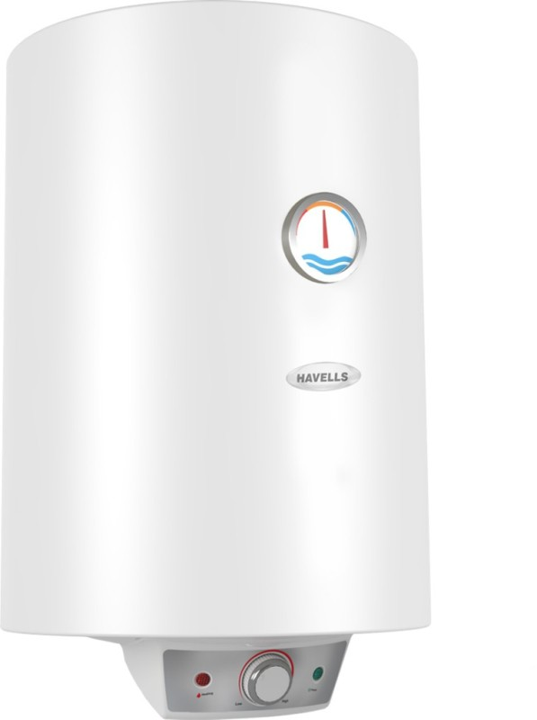 Havells 35 L Gas Water Geyser(White, Monza Ec)