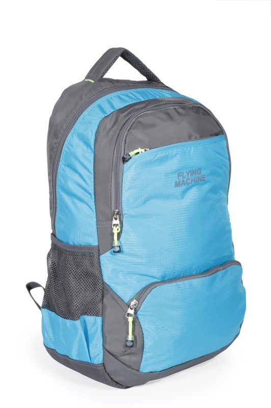 24cb0ffb4a Flying Machine LAPTOP BAGS 15 L Backpack(Blue