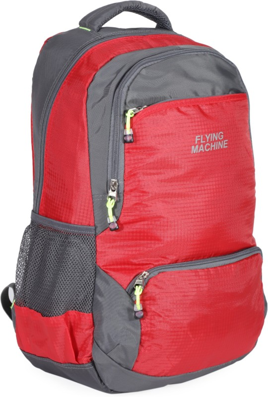 f5073009fc Flying Machine LAPTOP BAGS 15 L Backpack(Red