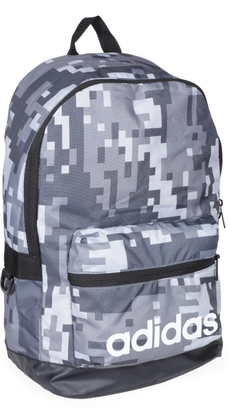 ADIDAS BP AOP DAILY 25 L Backpack(Grey)