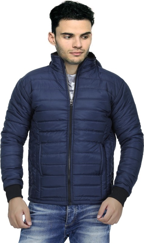 Christy World Full Sleeve Solid Men's Jacket