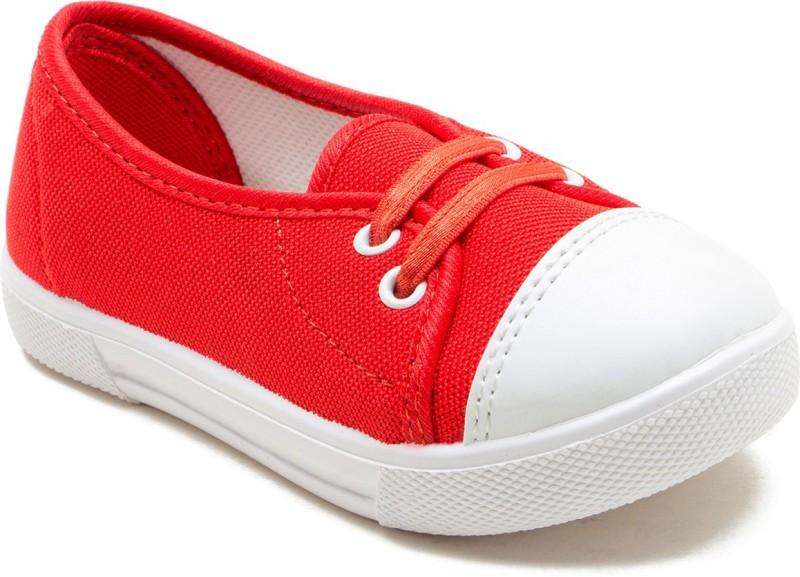 BEGETTER The Inceptioner Girls Slip on Ballerinas(Red)