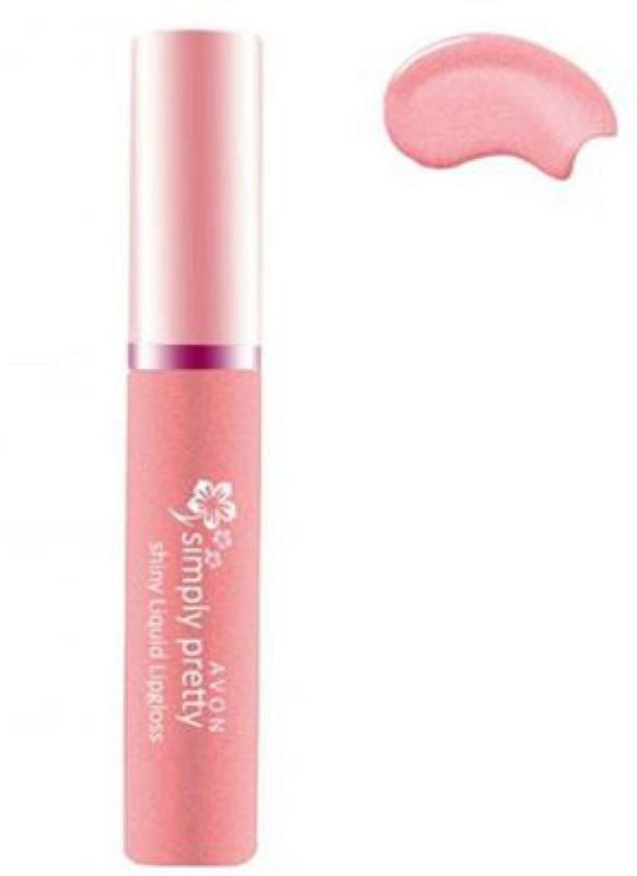 Avon SP SHINE LIQUID LIP GLOSS 3ML - RESTAGE - PINK SPARKLES(3 ml, PINK)
