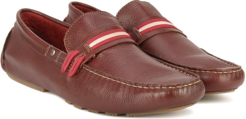 Steve Madden Loafers For Men(Red)