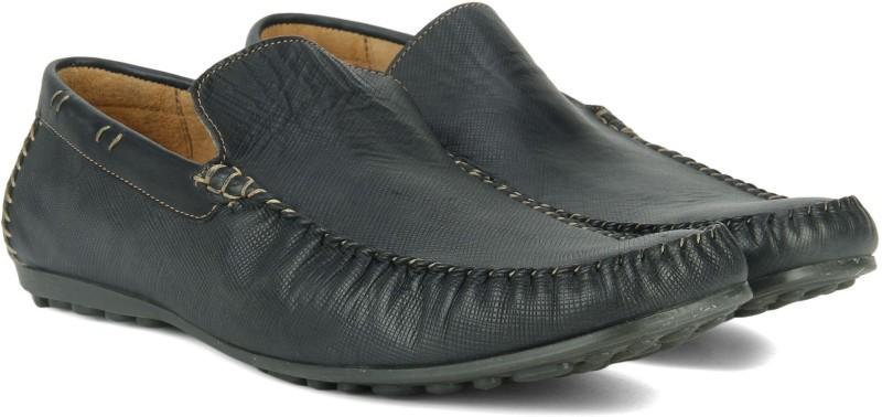 Steve Madden Loafers For Men(Navy)