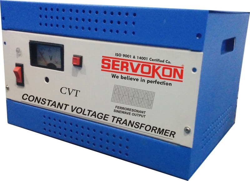 servokon SKC 500-180 Constant Voltage Stabilizer(Blue)