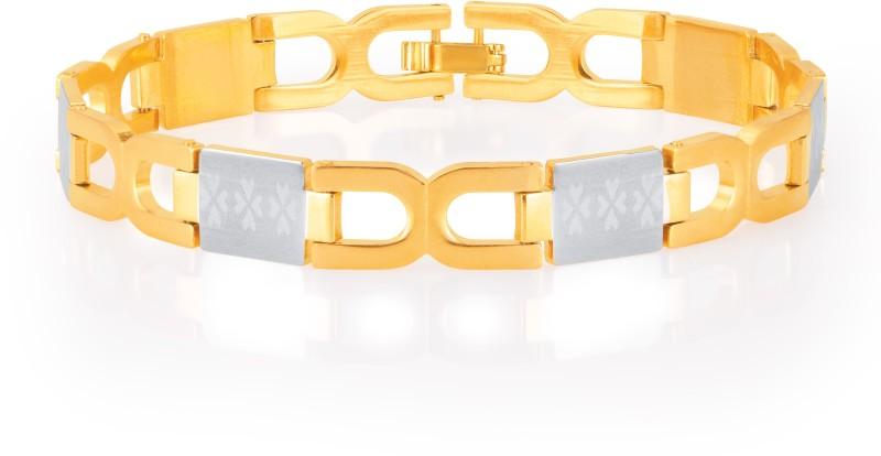 Divastri Alloy 18K Yellow Gold Bracelet