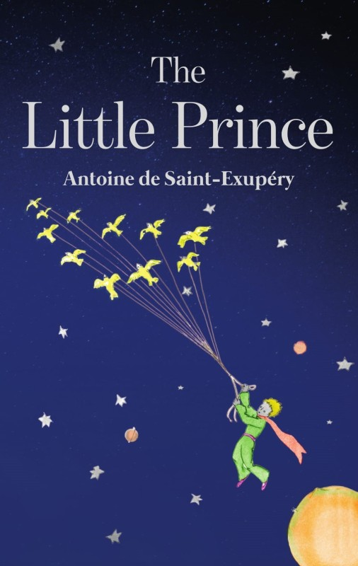The Little Prince(English, Paperback, Antoine de Saint - Exupery)