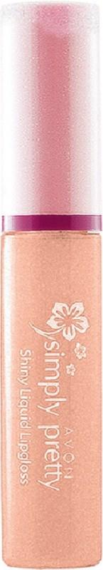 Avon SP SHINE LIQUID LIP GLOSS 3ML - RESTAGE - STRAWBERRY SHINE(3 ml, PINK)