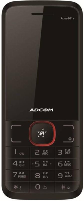 adcom-aqua-201black-red