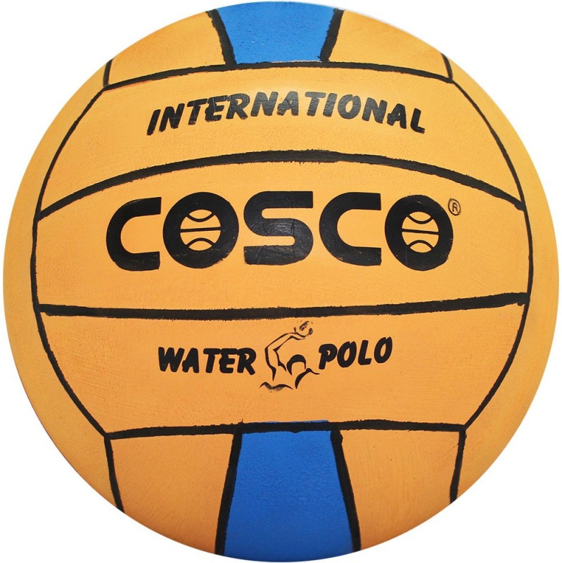 Cosco Nylon Winding Water Polo Ball(Pack of 1, Multicolor)