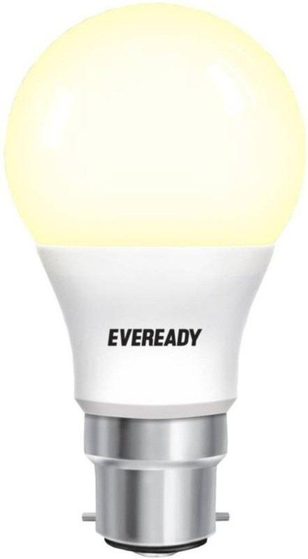 Eveready 5 W Standard B22 LED Bulb(Yellow)