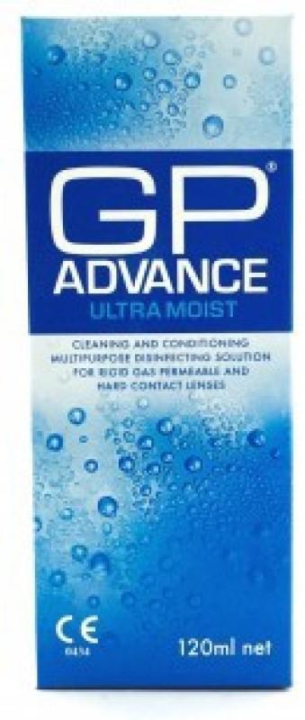 Gp Plus Advance Ultra Moist Rigid Permeable Contact Lens Solution(120ml)(120 ml)