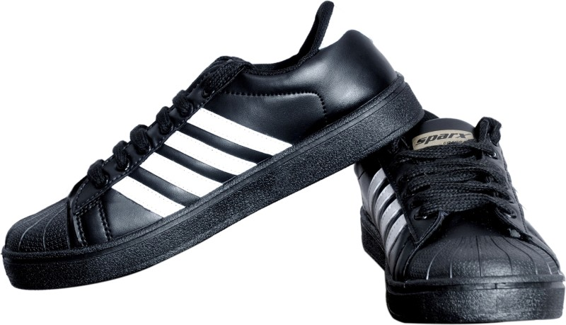 Sparx sparx 323 Sneakers For Men(Black, White)