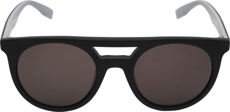 Boss Orange Round Sunglasses(Grey)