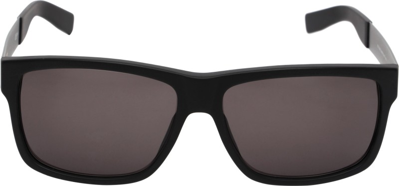 Boss Orange Rectangular Sunglasses(Grey)