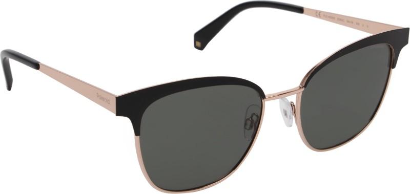 Polaroid Clubmaster Sunglasses(Green)