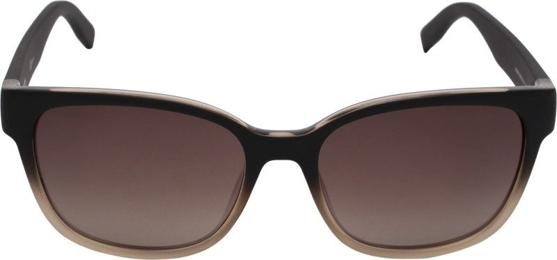 Boss Orange Retro Square Sunglasses(Brown)