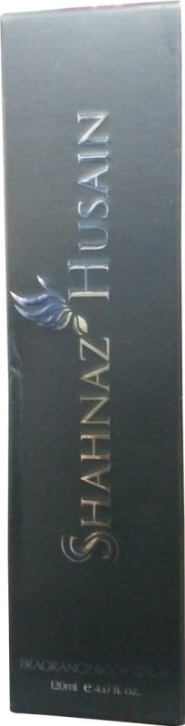 Shahnaz Husain Regular Black Fragrance Body Spray Deodorant Spray  -  For Men(120 ml) image