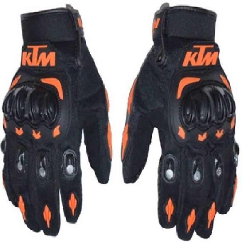 AVB KTM Riding Gloves (L, Black)