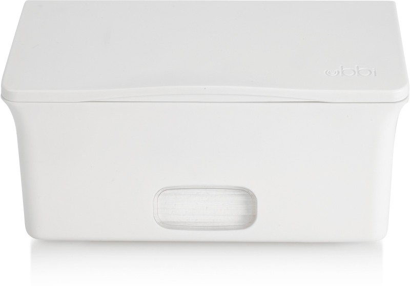 UBBI Ubbi Wipes Dispenser - White Wipe Warmer
