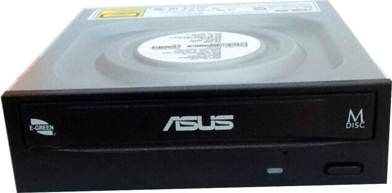 Asus 24D5MT DVD , CD , M-DISK BURNER Internal Optical Drive(BLACK FACE)
