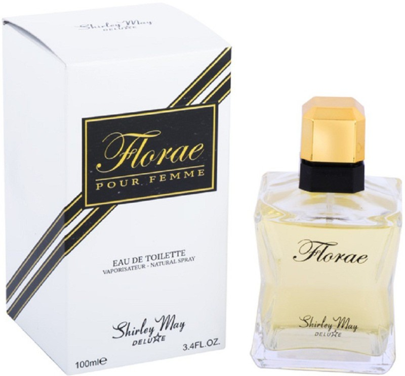 Shirley May Florea Perfume (Imported From U.A.E) Perfume  -  100 ml(For Women) image