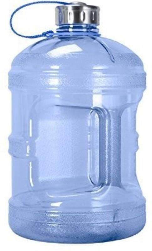 Emerge Drinking Water Bottle w/ Stainless Steel Cap Sports Bottle Holder