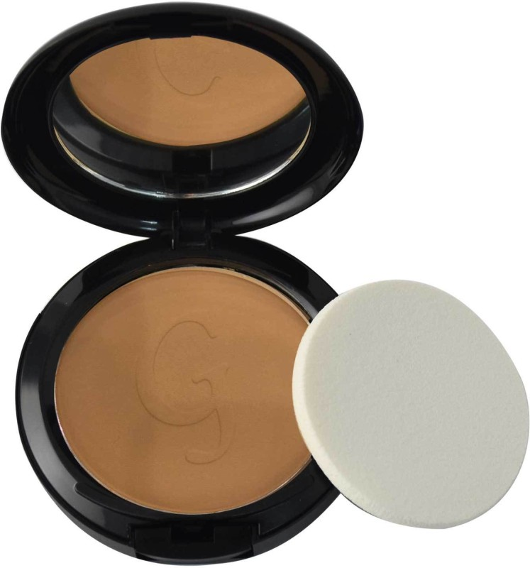 GlamGals Face Stylist Compact - 20 g(Earth Glow)