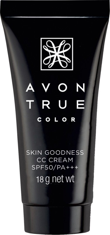Avon Skin Goodness CC Cream 18g - Medium Wheat Foundation(MEDIUM WHEAT, 18 g)