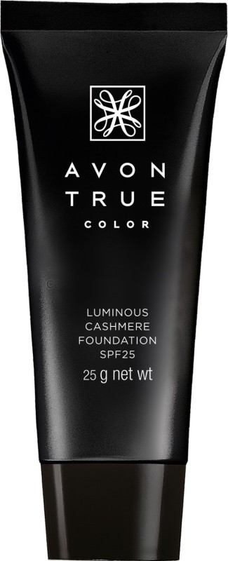Avon True Color Cashmere Foundation 25g - Nude Foundation(NUDE, 25 g)