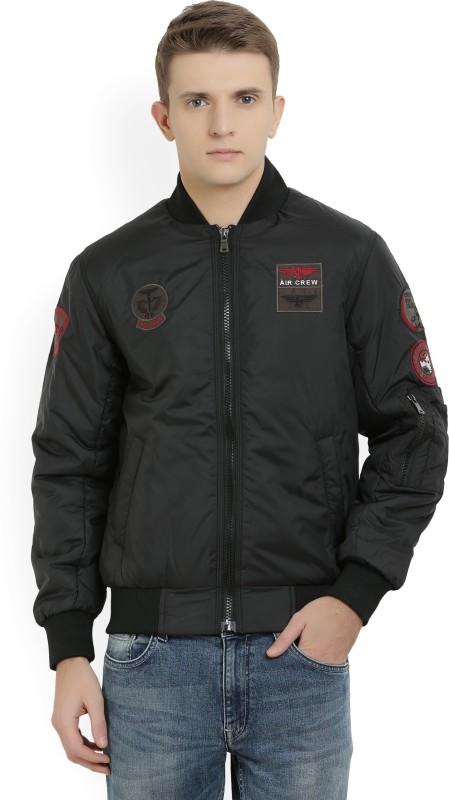 Fort Collins Full Sleeve Applique Men's Jacket