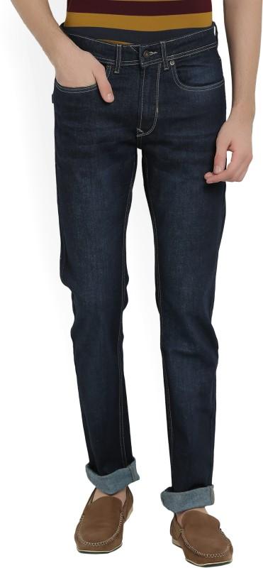 Peter England Slim Mens Dark Blue Jeans