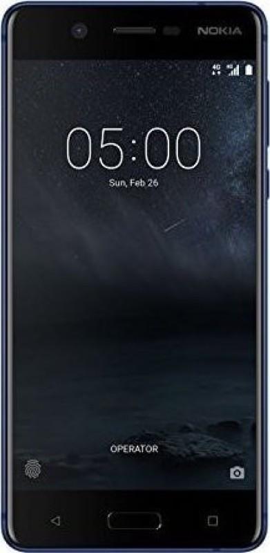 Nokia 5/ (Tempered Blue, 16 GB)(2 GB RAM)