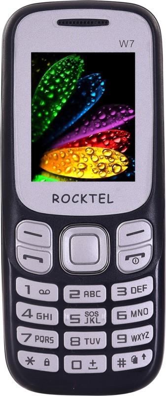 rocktel-w7blue-silver