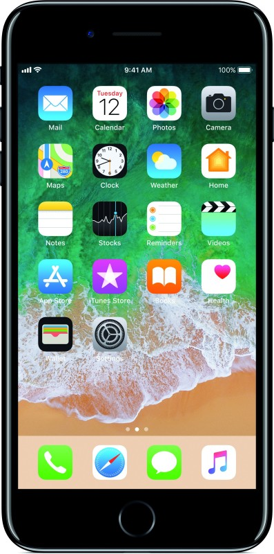Apple iPhone 7 Plus (Jet Black, 32 GB)