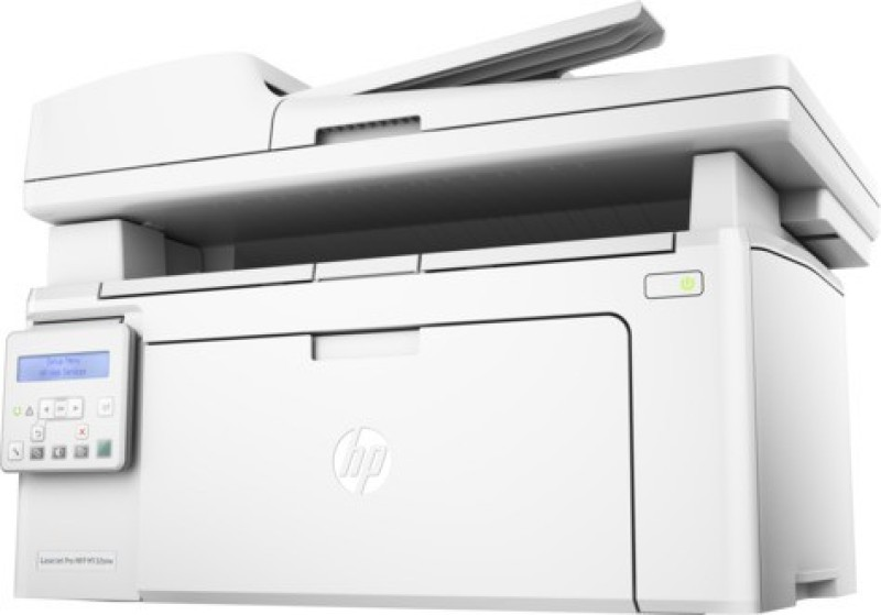 HP LaserJet Pro MFP M132snw (G3Q68A) Multi-function Printer(White) image