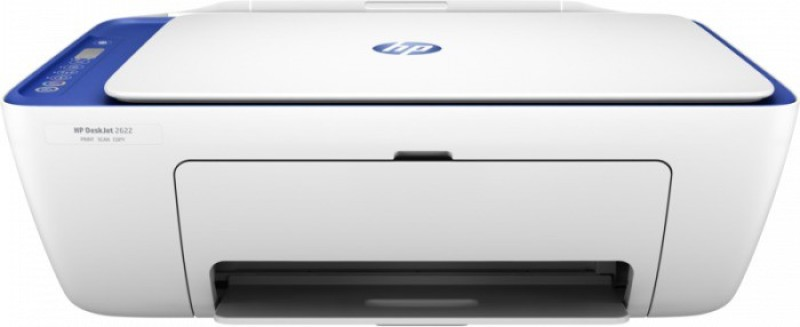 HP DeskJet Ink Advantage 2676 Multi-function Wireless Printer(White With Blue, Ink Cartridge) image