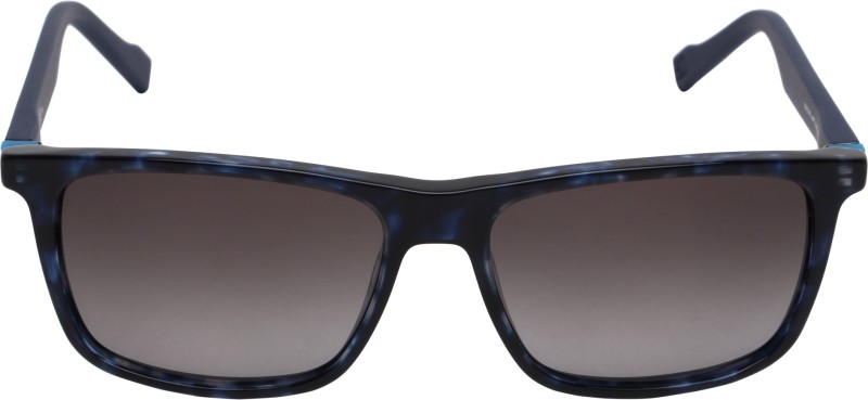 Boss Orange Rectangular Sunglasses(Blue)