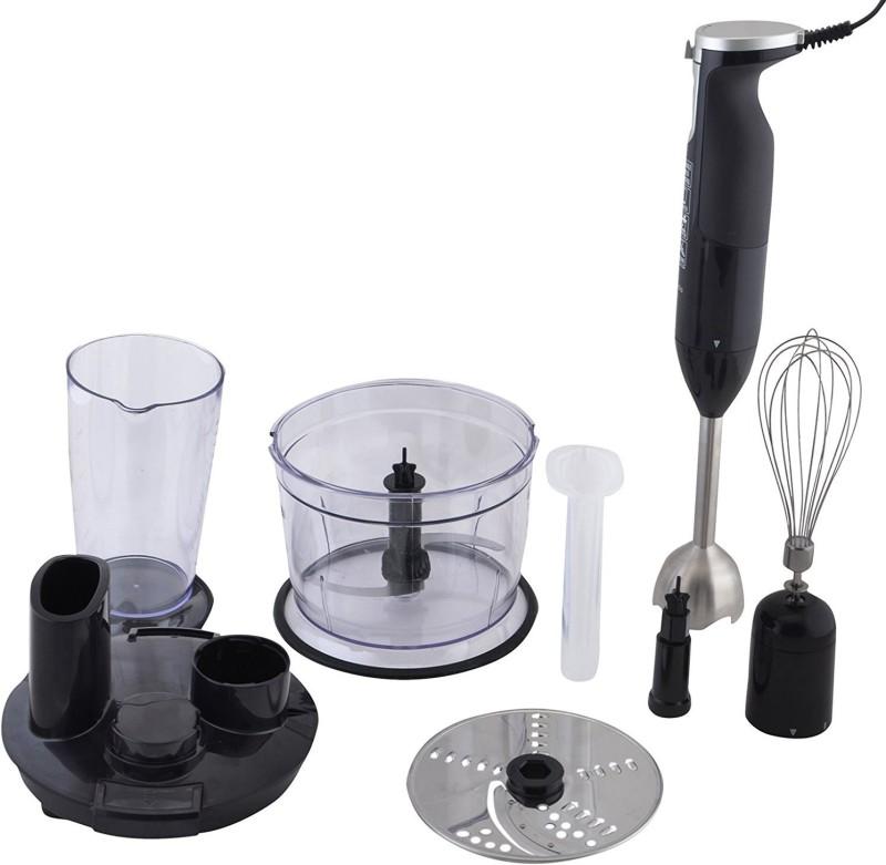Shrih Stylish Chopper and Slicer 600 W Chopper, Stand Mixer, Hand Blender(Black)