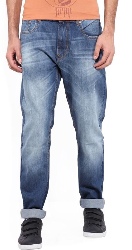 Peter England Skinny Mens Blue Jeans