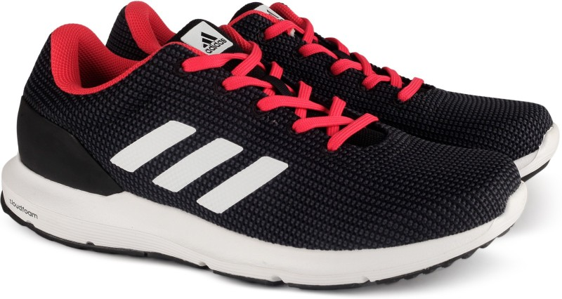 ADIDAS COSMIC W Running shoes For Women(Black)