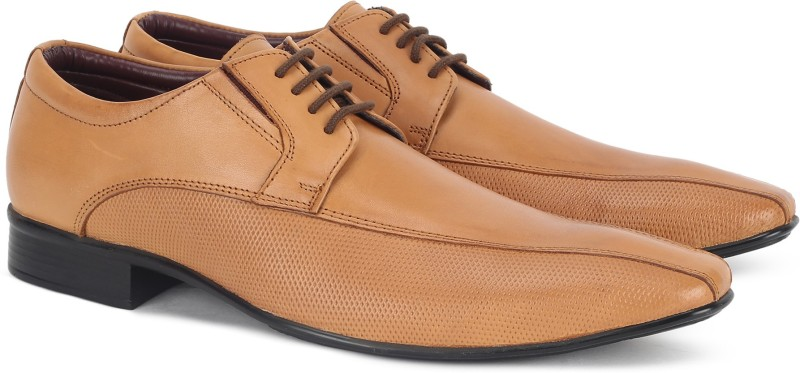 Bata ACCENT Lace Up For Men(Tan)