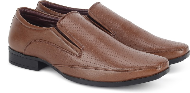 Bata HUGHES Slip On For Men(Tan)