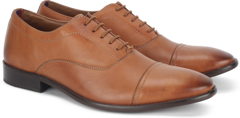 Bata PENNY Lace Up For Men(Tan)