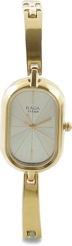 Titan 2577YM01 Raga Viva Women's Watch image