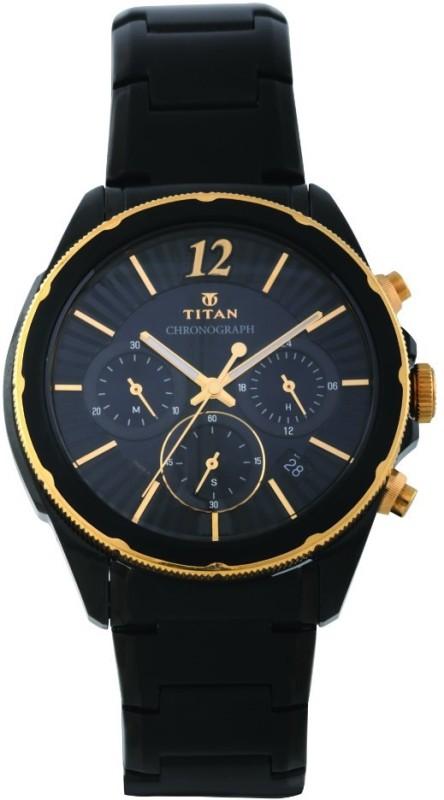 Titan 1748KM02 Regalia Sovereign Watch - For Men