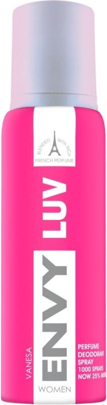 Envy Luv Deodorant Spray - For Women(120 ml)