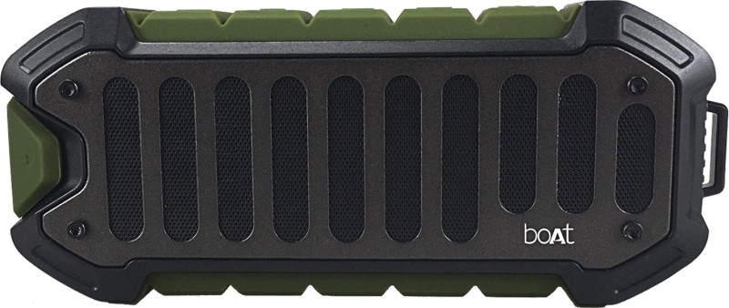 boAt Stone 700 Water Proof 10 W Portable Bluetooth Speaker(Military Green, Stereo Channel)